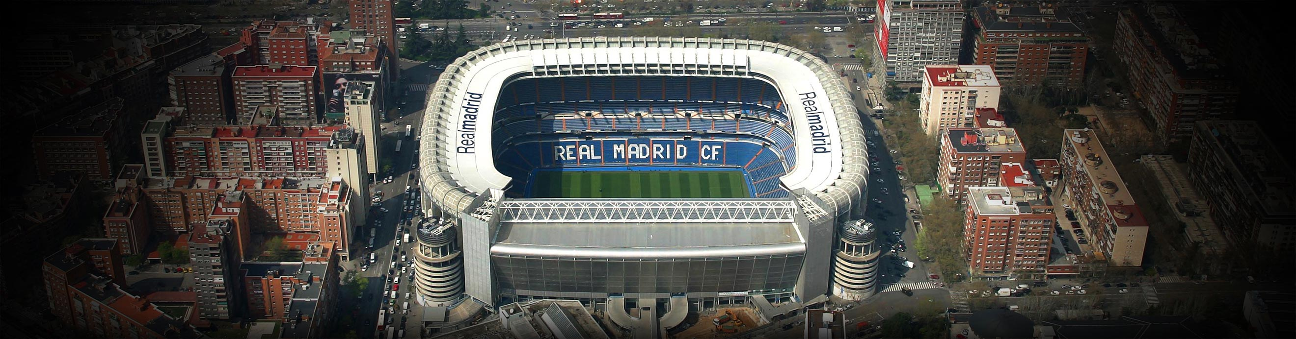 Extension of Santiago Bernabéu Stadium