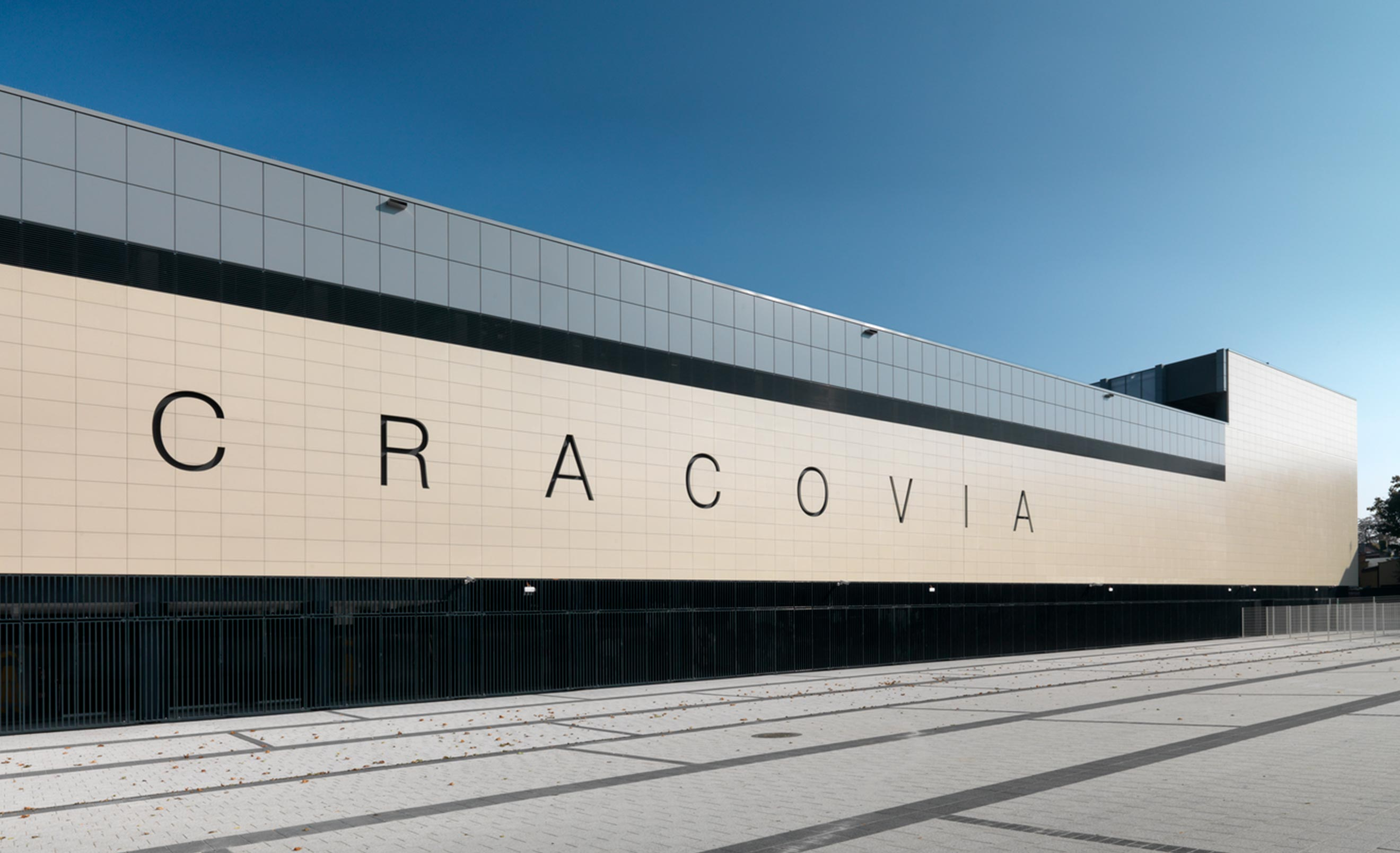 Estadio de Cracovia