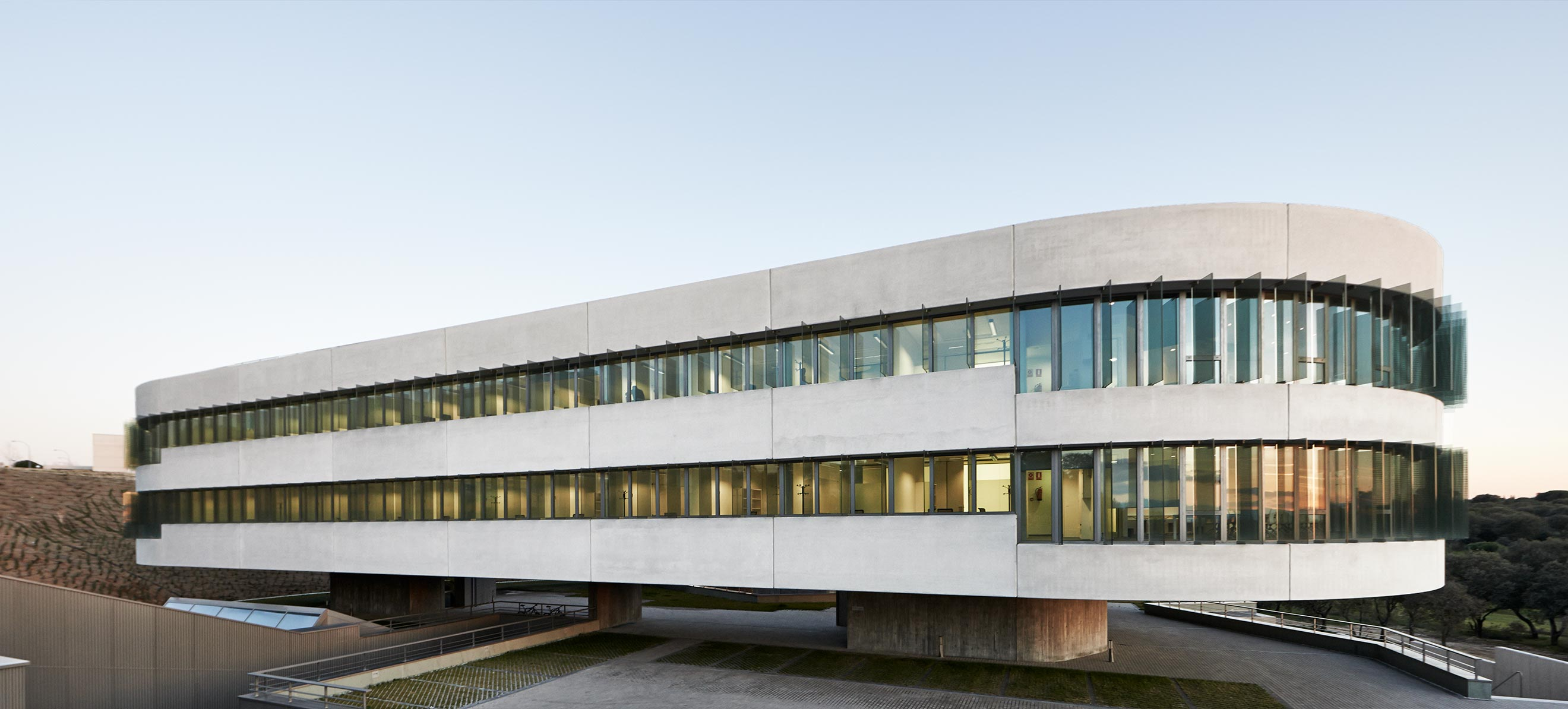 IMDEA Software Building