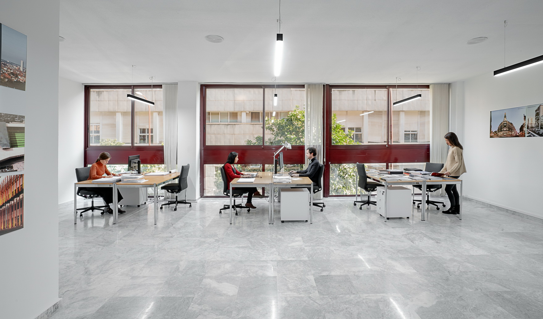 Estudio Lamela Opens Office in Seville